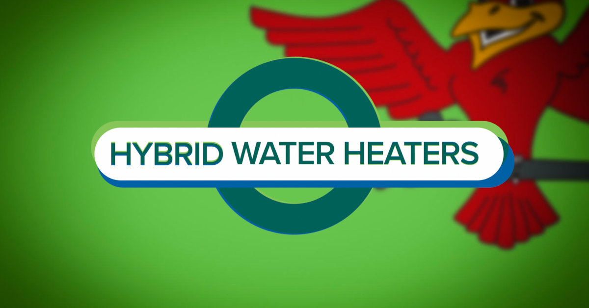 "Cover photo for video ""Hybrid Water Heaters"""