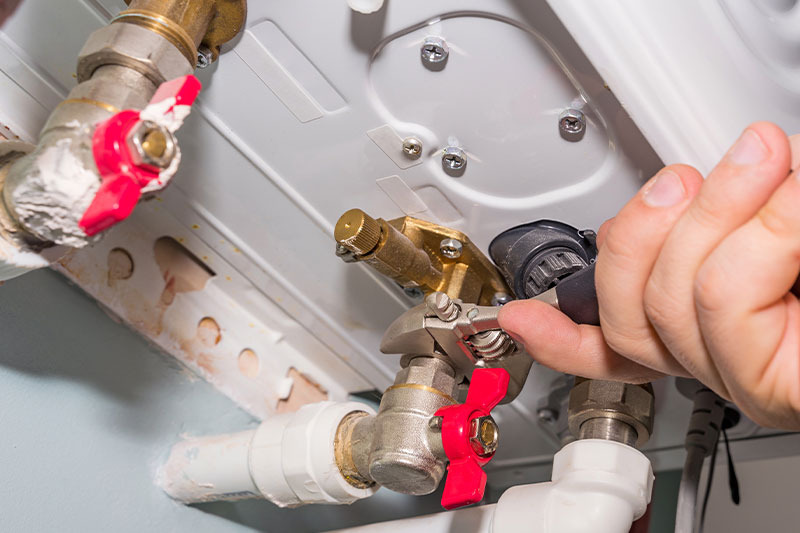 water heater issues