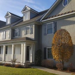 Exterior Residential Painting in Fairfield by Robinson's Painting & Home Improvement