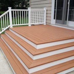 New Deck in Fairfield by Robinson's Painting & Home Improvement