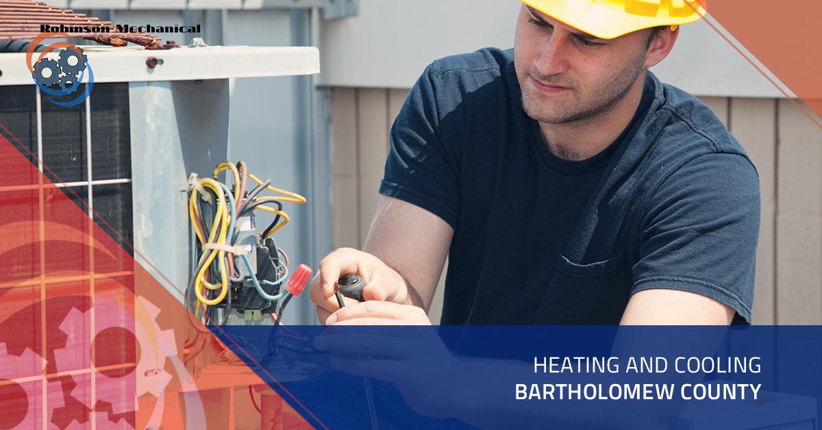 Heating and Cooling Bartholomew County
