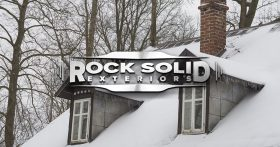 Cold Weather Roof Repair Banner
