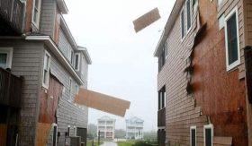 Storm Damaged Homes