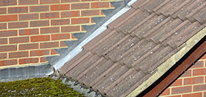 Weathered Roofing Tiles