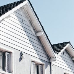 Townhomes With New Roofs