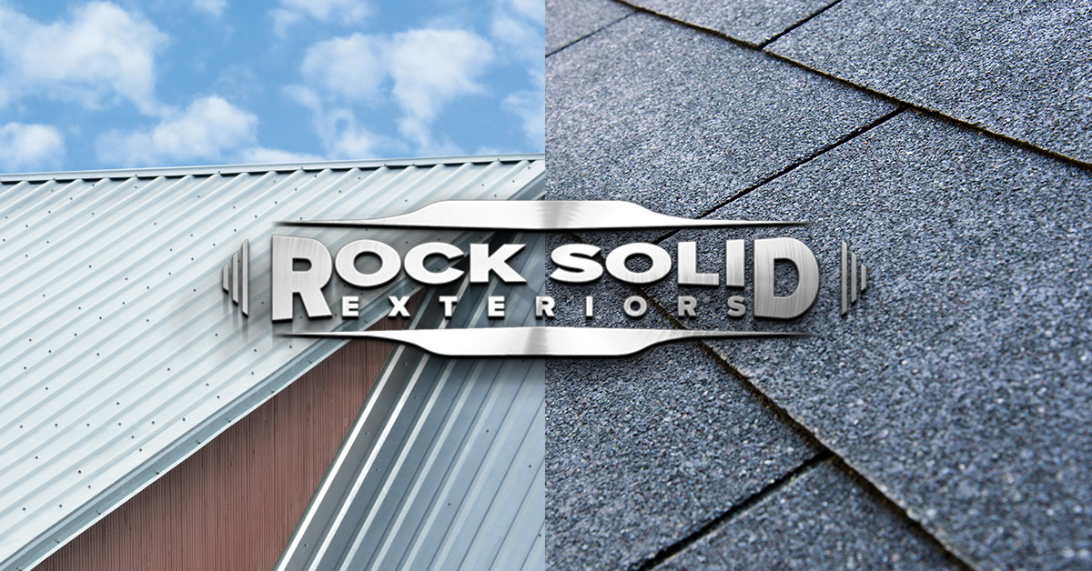 Metal Versus Shingle Roofing Materials