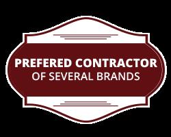 Preferred Contractor Icon