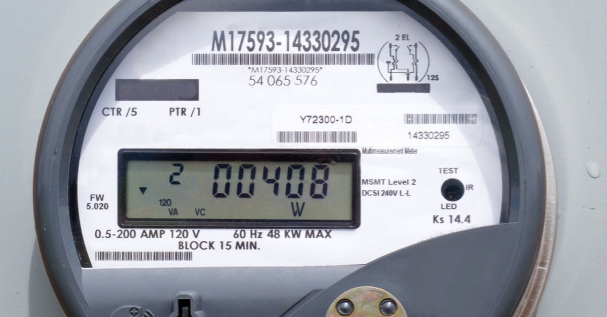 steps to readying your electric meter RMEMA