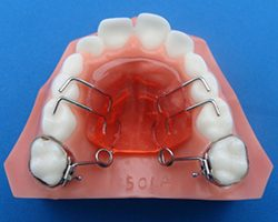 orthodontia services