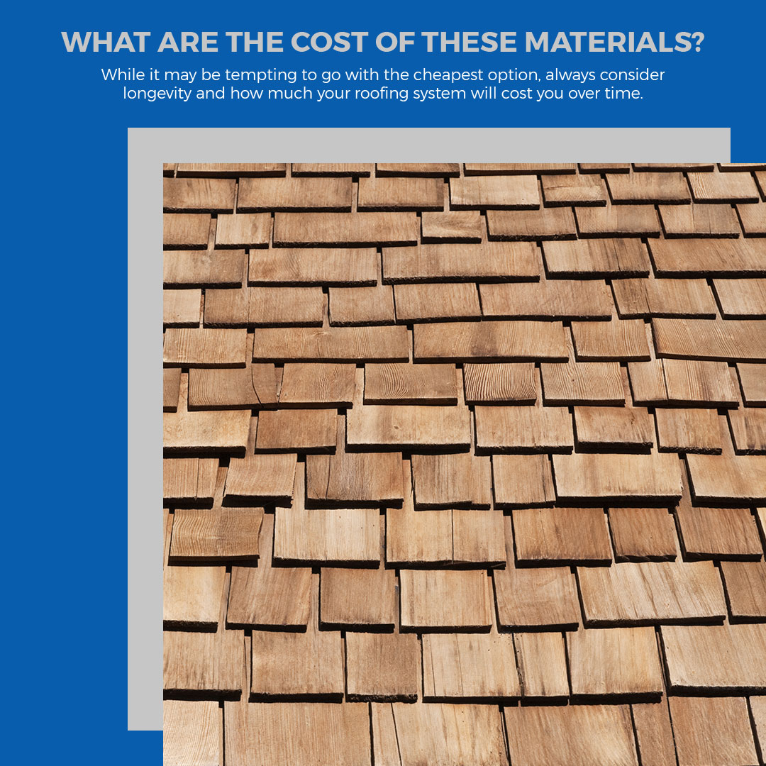 How To Choose The Right Roofing Material Infographic 3