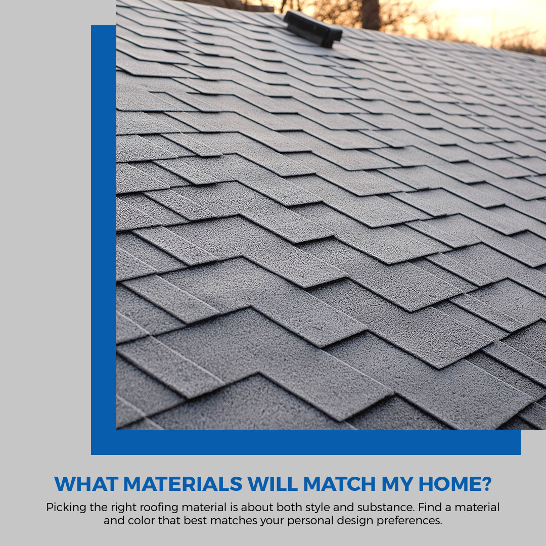 How To Choose The Right Roofing Material Infographic 4