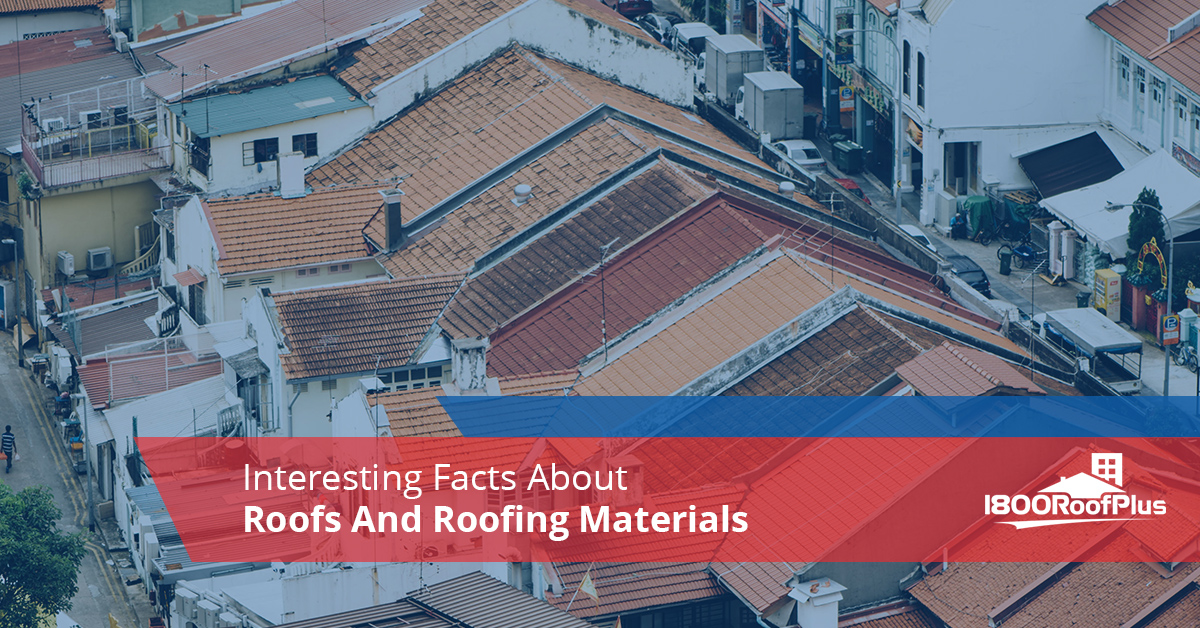 facts about roofs