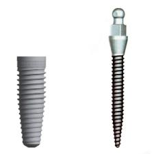 Compare general and mini implants