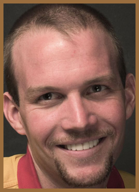 After porcelain veneers full-face picture from the smile gallery of Colorado Springs dentist Dr. Joseph Rota (br).