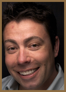 Full-face after photo of patient (Chr) for the smile gallery of Colorado Springs dentist Dr. Joseph Rota.