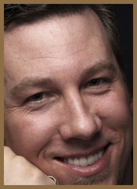 Veneers full-face after photo of patient (Xav) for the smile gallery of Colorado Springs dentist Dr. Joseph Rota.