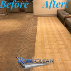 revive tan carpet with a lightening treatment using steam carpet cleaning