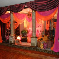 Arabian Nights themed event at Royal Palace Ballrooms