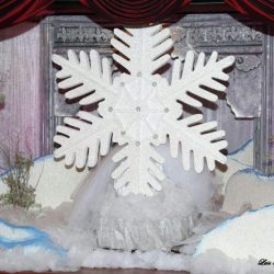 Winter themed event at Royal Palace Ballrooms