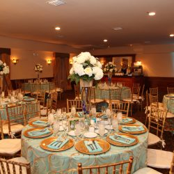 Themed banquet hall at Royal Palace Ballrooms