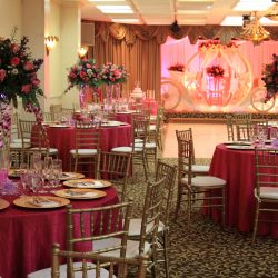 Princess themed birthday party at Royal Palace Ballrooms