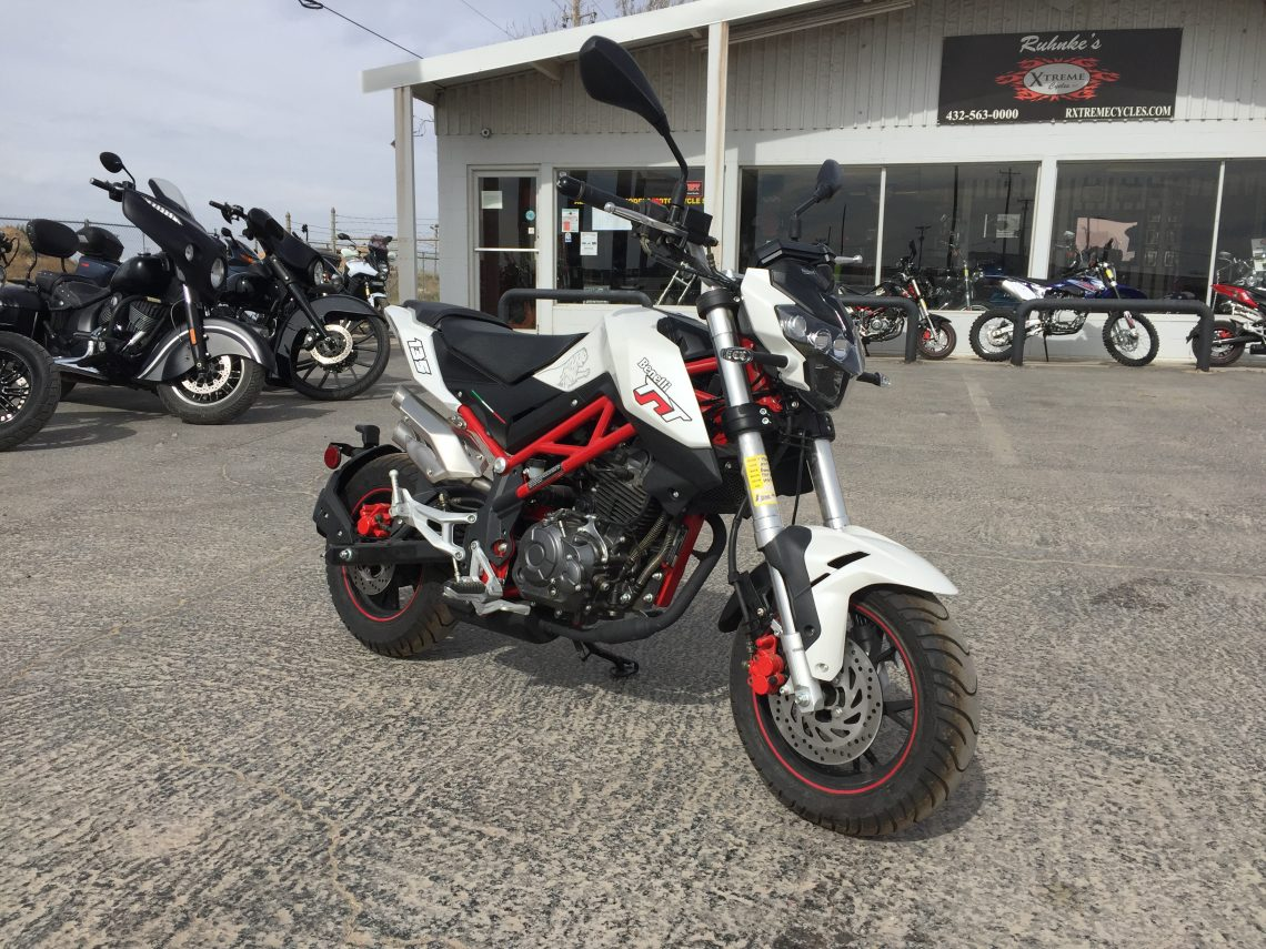 Motorcycle Shop Odessa - Browse Benelli Bikes | Ruhnke's