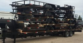 trailers at ruhnke's xtreme cycles odessa