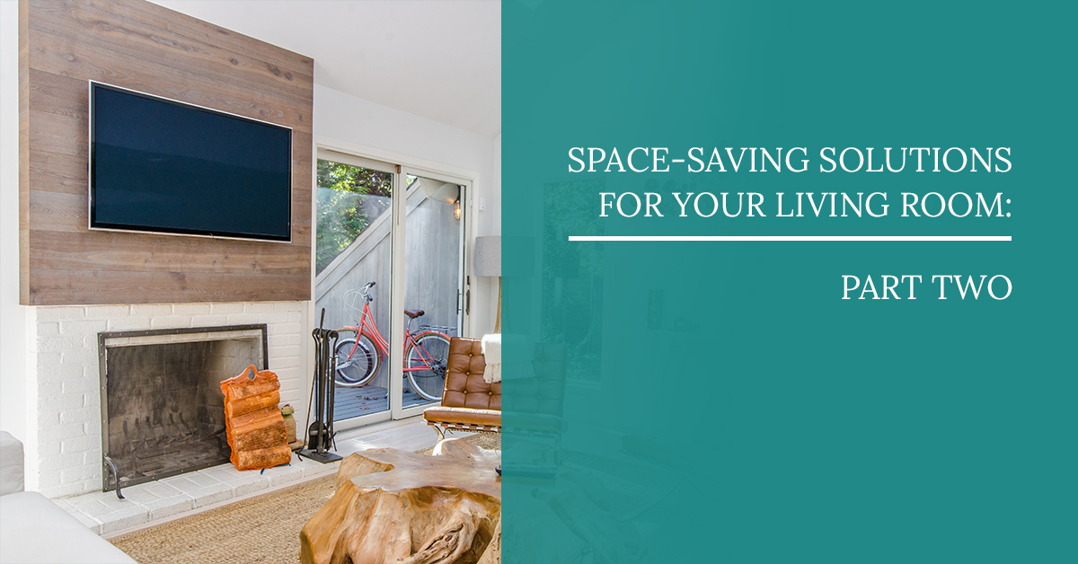 Home Furnishings Waterford Space Saving Solutions Part Two