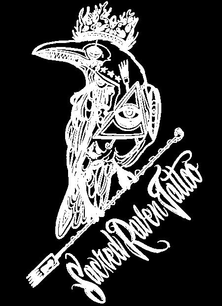 Sacred Raven Tattoo Walk In Tattoo Shop In Fayetteville
