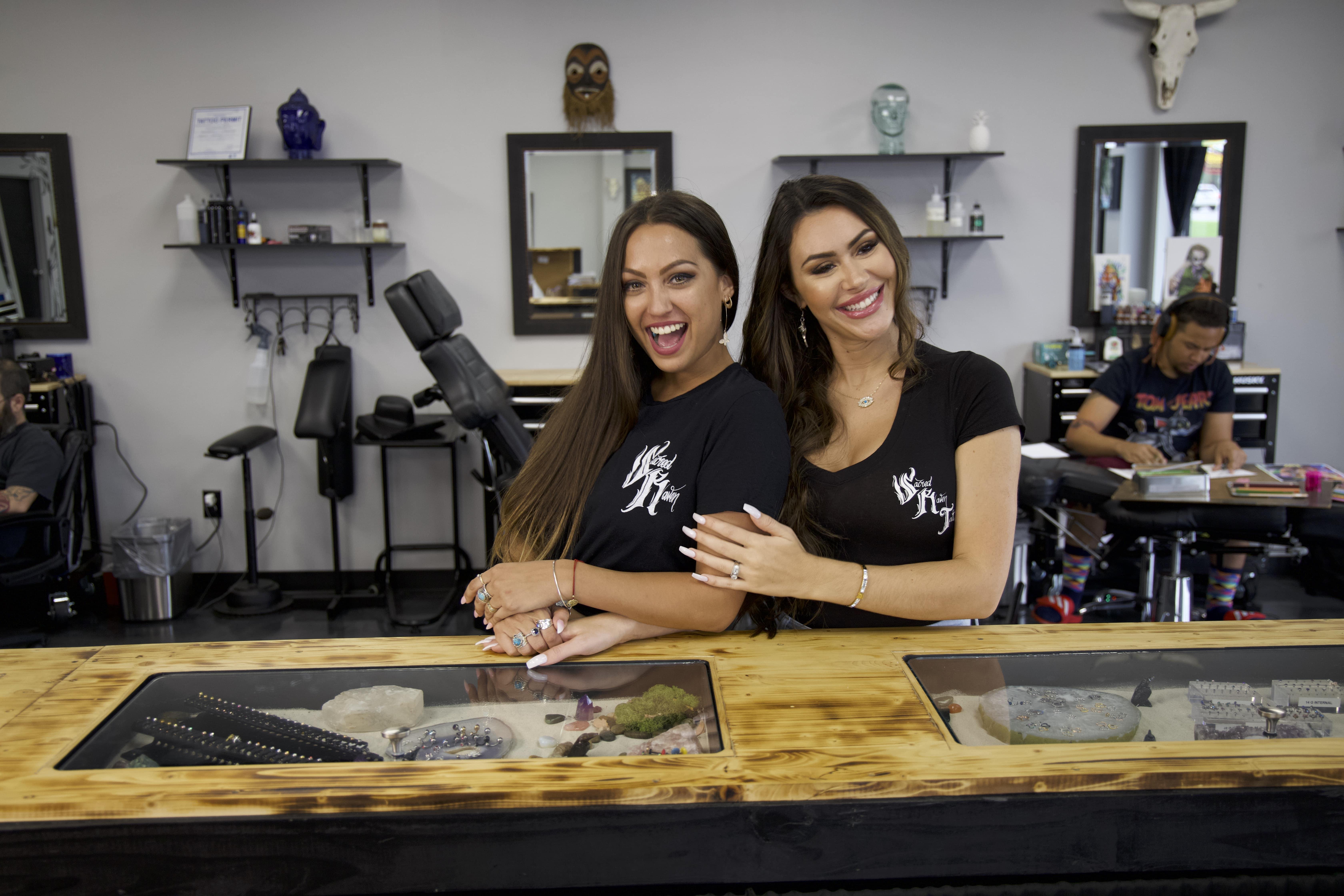 Sacred Raven Tattoo Shop