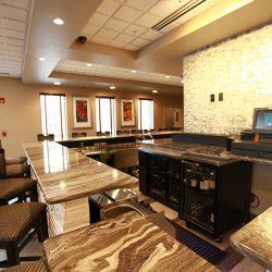 Renovated Hotel Bar - Sage Construction