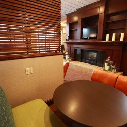 Renovated Sitting Nook in Hotel Lobby - Sage Construction
