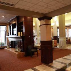 Renovated Hotel Lobby & Lounge - Sage Construction