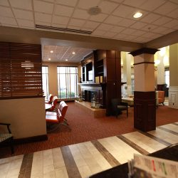 Hotel Lobby Renovation With Custom Finish Carpentry - Sage Construction