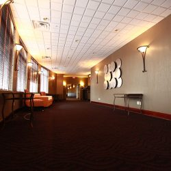 Acoustical Ceilings in Hotel Lounge - Sage Construction