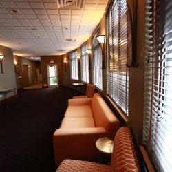 Hotel Lounge Renovation With Acoustical Ceilings - Sage Construction