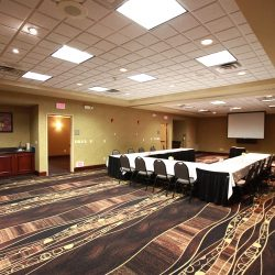 Conference Room Renovation With Acoustical Ceilings - Sage Construction