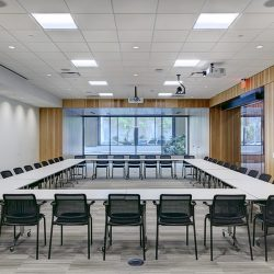 Large Renovated Office Meeting Room - Sage Construction