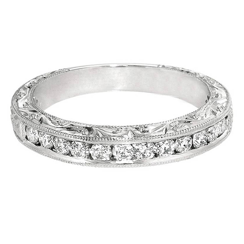 Custom Wedding Bands Northfield Elegant Jewelry For Her Sage