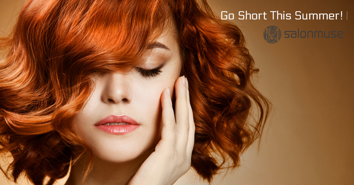 Modern Hair Salon Winter Park Go Short This Summer