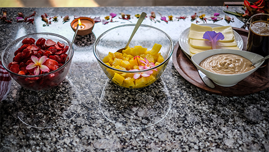 Enjoy natural delights at our holistic retreat.