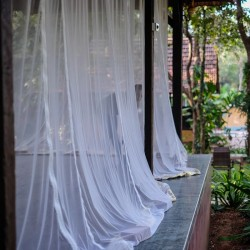 Enjoy the first-class facilities at our Goa yoga retreat.