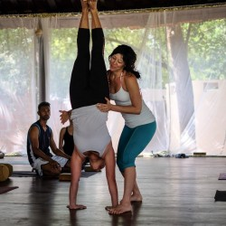 Grow physically and spiritually at our Goa yoga retreat.