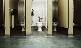 Professional Cleaning Services San Antonio Janitorial Service TX - Bathroom steam cleaning service