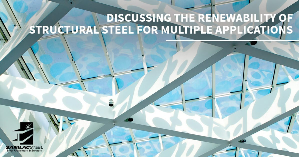 in todays construction industry many professionals are choosing structural steel over traditional building materials there are many reasons why you may