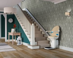 stair lift system that's safe, practical, and reliable