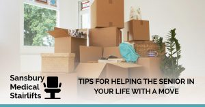 3 Essential Moving Tips for Seniors