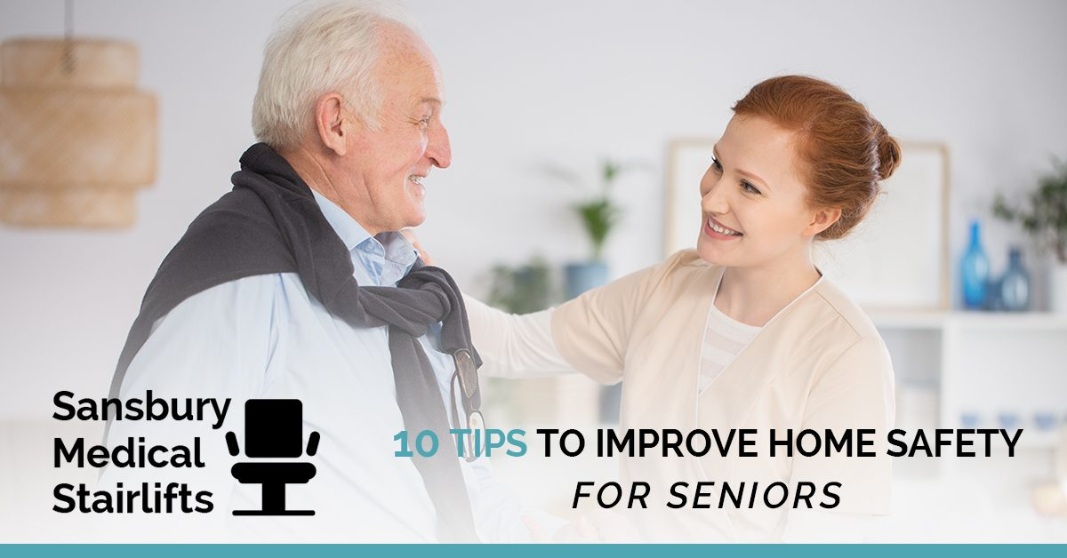 10 Essential Tips For Senior Home Safety