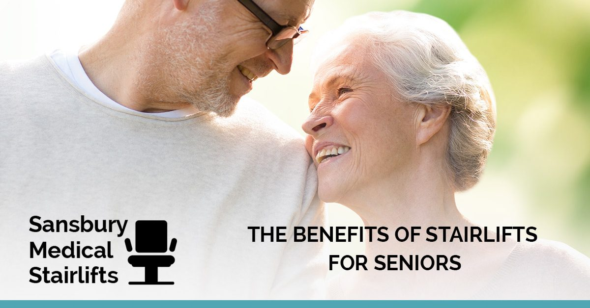 4 Benefits of Stair Lifts for Seniors