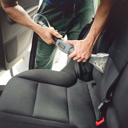 Car Upholstery Cleaner Improve The Interior Of Your Car Sani